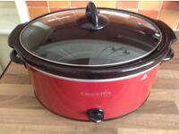 Slow Cooker Crock-Pot 5.7 ltr