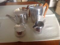 Picquot coffee set