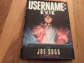 Username Evie by Joe Sugg