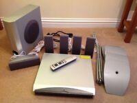 Pioneer S-DV313 Surround Sound Speaker System