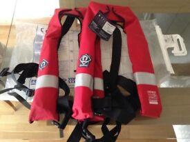 Crewsaver Crewfit Auto-Inflate 275NM Lifejackets