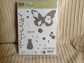 STAMPIN UP STAMP SET