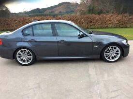2006 BMW 325D M Sport 5dr Manual