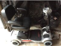 Free rider mini ranger mobility scooter