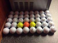 40 bridgestone e6 golfballs