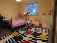Spacious double room in a big 2-bedroom flat