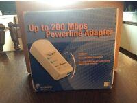Wireless Internet Powerline Adaptors