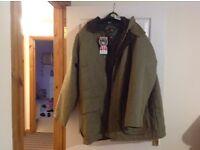 Men's XXL Rydale tweed shooting jacket new