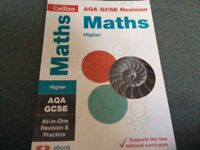 Collins aqa gcse maths higher all in one revistion and practice