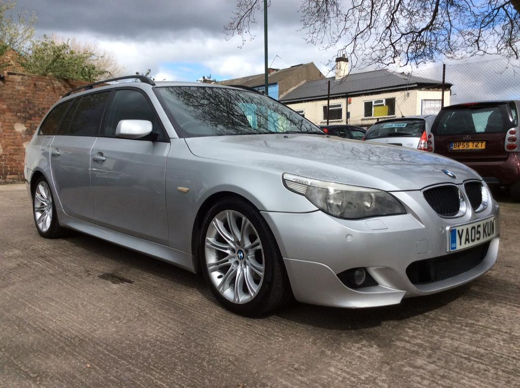 Bmw 525d M Sport Touring 2005 Manual In Walsall West