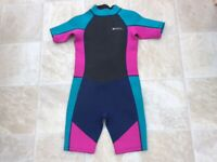 Kids Wetsuit Size 11 - 12 years