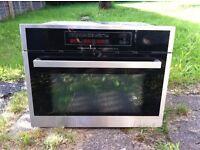 Integral Microwave Oven - Kuppersbusch Microspeed Plus. RRP £600