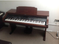 TECHNICS SX PR 902R DIGITAL PIANO, TOP OF THE RANGE, Super condition, can deliver anywhere in UK