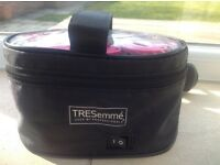 Tresamme Electric Heated Rollers. Excellent condition. Hardly used. 10 in case.