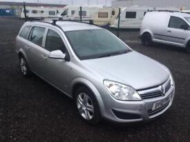 Vauxhall Astra 2010 1.6 petrol only done 77,000 miles from new Long MOT till 2018 bargain