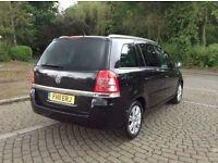 Vauxhall zafira 1.7 cdti diesel 2011 only £4390