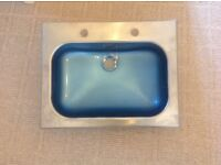 Stainless steel hand sink (new)
