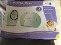 BT Digital Baby Monitor