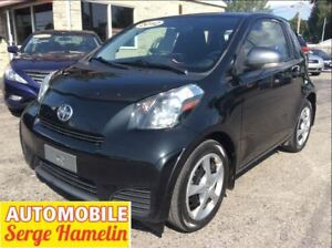 2012 Scion iQ autom air garantie bluetoott