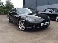 2008 Mazda RX-8 KURO Limited Edition 440/500 Low Miles Excellent Condition Only £2450