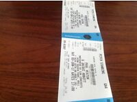 2 tickets-Paul Heaton and Jacqui Abbott (Beautiful South)