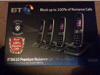 BT 8610 cordless phone