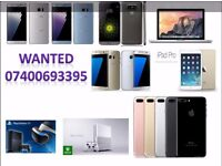 (WANTED) IPHONE 7 PLUS IPHONE 6S PLUS IPHONE 6 SE 5S APPLE WATCH S6 S7 EDGE MACBOOK PRO XBOX ONE S
