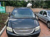 7 Seater Chrysler Grand Voyager