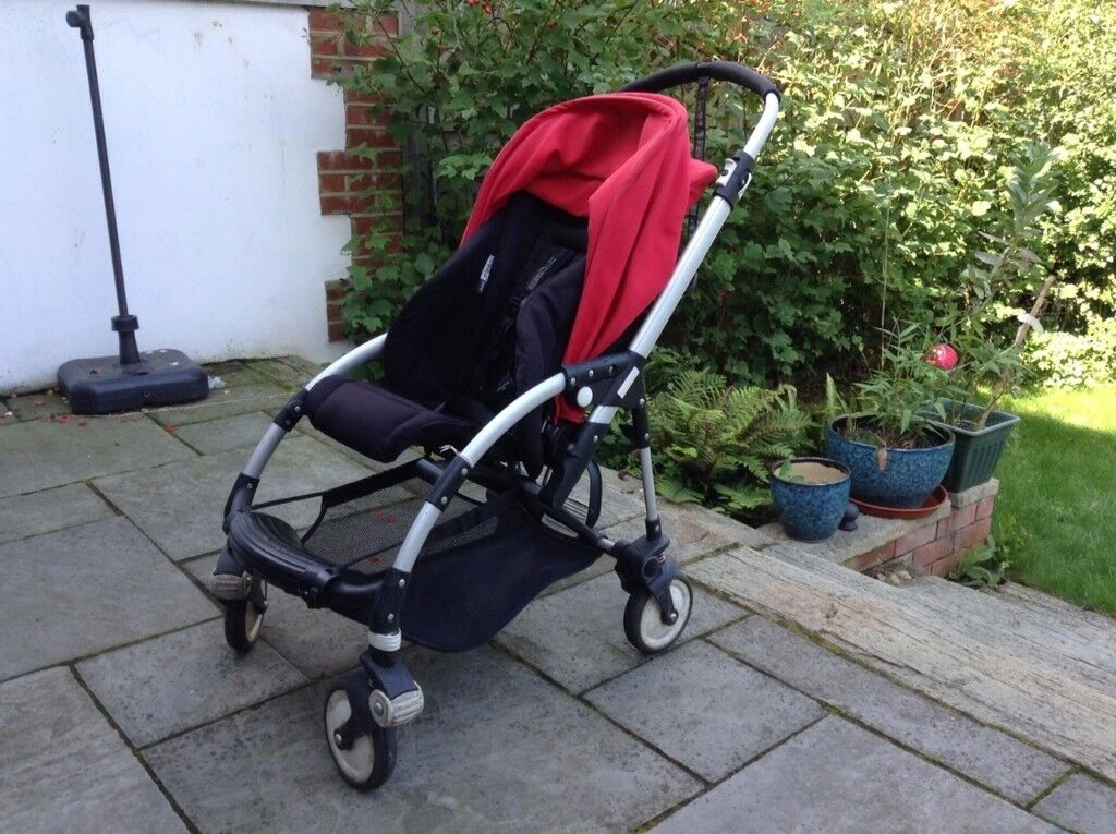FOR SALE Bugaboo Bee 2007 2009 And Maxi Cosi Car Seat Travel System