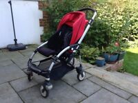 FOR SALE: Bugaboo Bee 2007-2009 and Maxi Cosi car seat travel system - £50