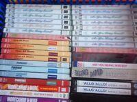 Various TVs Series Dvds