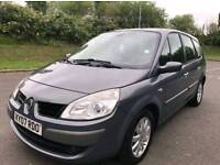 Renault Grand Scenic 2007 , 1.6L , 7 Seaters , 1 Year MOT