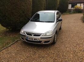 Corsa low miles full service history three owners