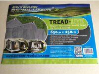 Outdoor Revolution Caravan Motorhome Awning Carpet - Brand New