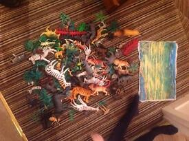 Toy animal bundle