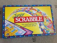 Junior Scrabble Board Game