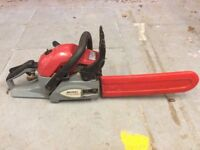 Mitox cs3814 chainsaw