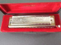 Lovely HOHNER Chromatica 270 harmonica