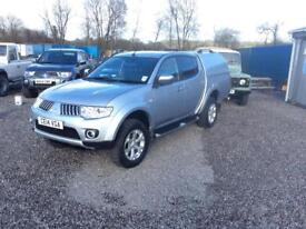 Mitsubishi 1200 warrior 1 owner from new full main dealer service history NO VAT finance avail