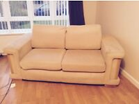 URGENT Needs gone today!! Large 3 seater and 2 seater sofa