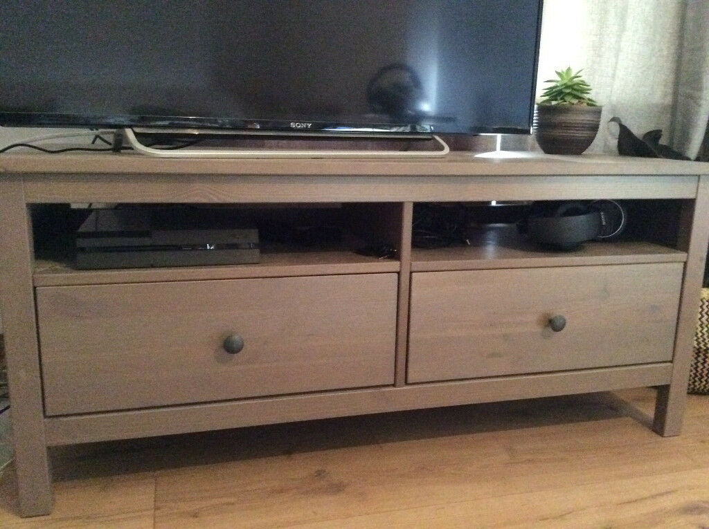 Ikea Hemnes Tv Stand Tv Cabinet Tv Bench In Brown Grey