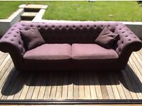 Made Sofa Chesterfield button back