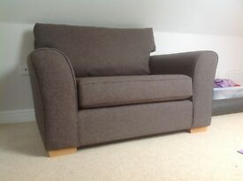 Really Comfy Extra Large Lounge Chair as New. NOW AVAILABLE AGAIN!