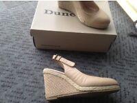 Dune Women's size 3 shoes