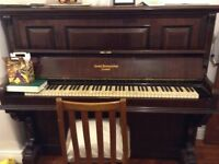 Piano - George Rogers & Sons
