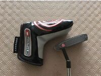 Odyssey works o putter 1w with super stroke grip