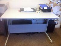 Large sturdy computer desk