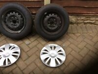 Nissan nv200 wheels tyres and trims
