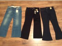 New Next petite size 12 Jeans