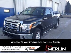 2012 Ford F-150 XLT PST PAID